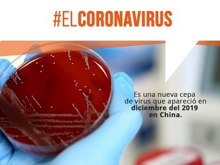 EL CORONAVIRUS.