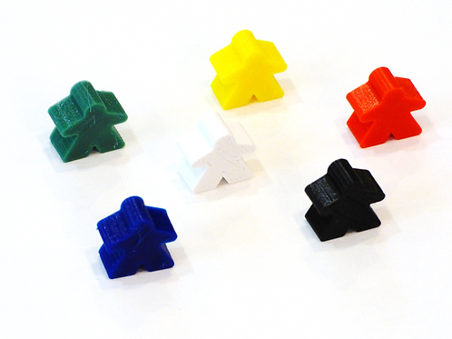 Meeple Family Pack