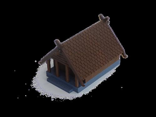 Large Viking House