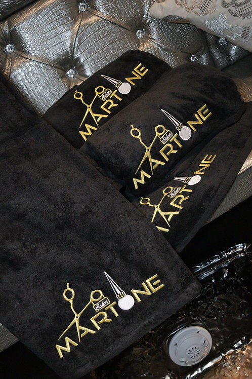 Salon Martone Beach Towel/Throw Blanket