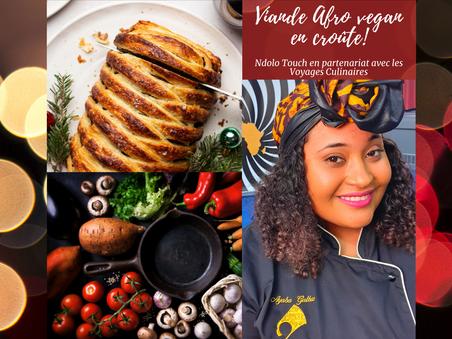 Viande afro végétal en croûte (spécial fêtes!)