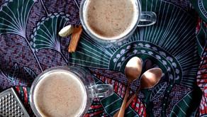 AFROdisiaK Latte au Khamaré et épices Chaï