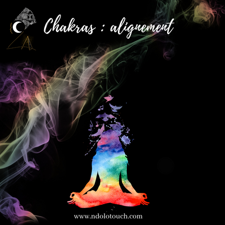 Lithothérapie : Synergie Pierres & Chakras