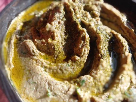 ANTI-ANEMIE : Le Houmous de moringa & Pesto Verde