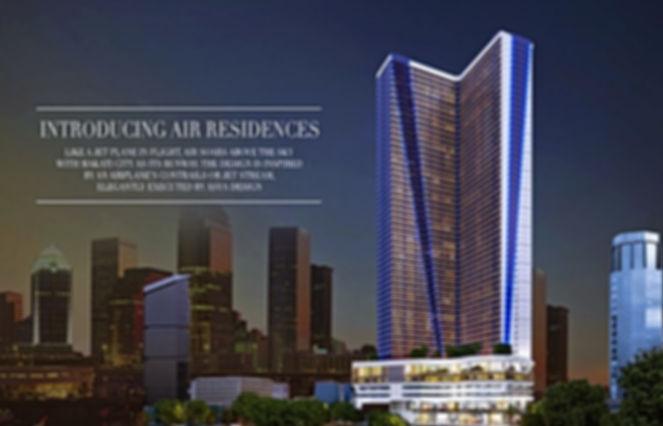 SMDC Air Residences - Building