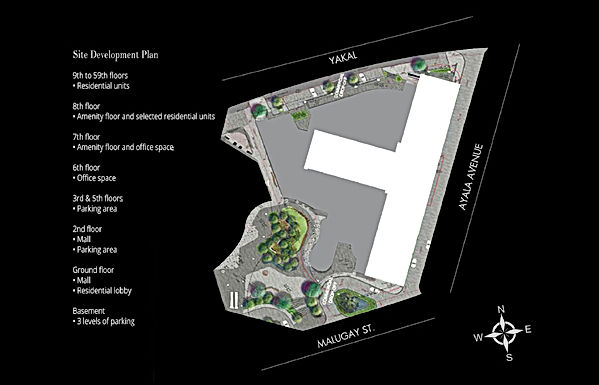 SMDC Air Residences - Site Plan