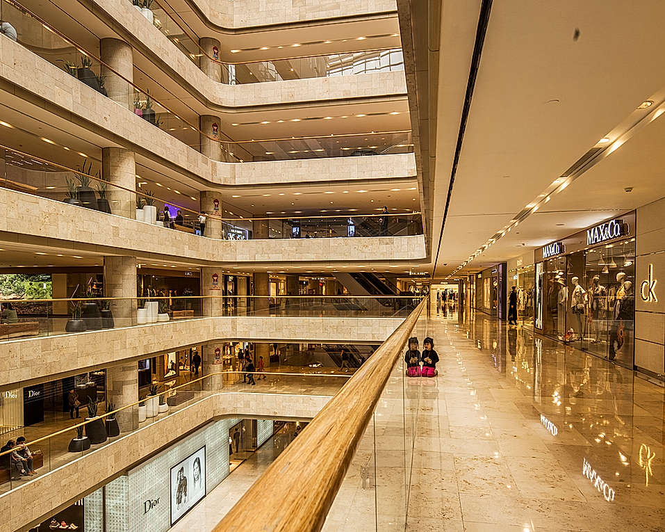 Deji Plaza Phase 1, Nanjing, China