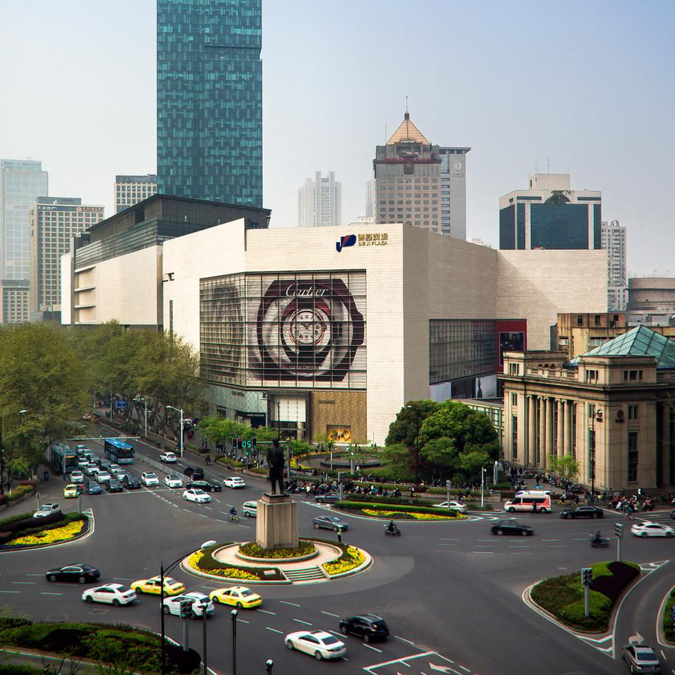 Deji Plaza Phase 1