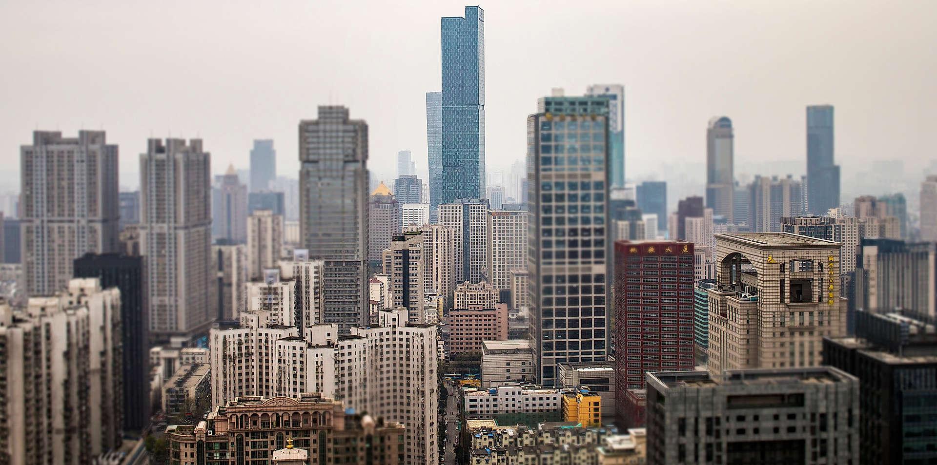 Deji Plaza Phase 2, Nanjing, China