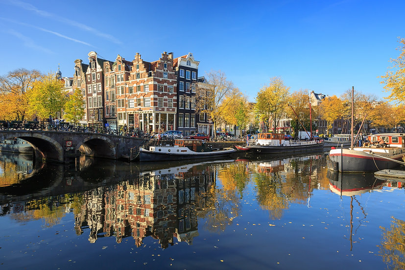 Brouwersgracht in Amsterdam