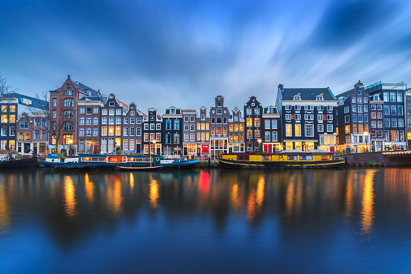 Amsterdam Houses Singel