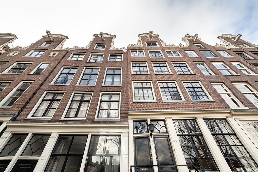 Amsterdam facades 2