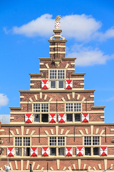 Stepped Gable, Leiden