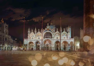 San Marco Square by Night