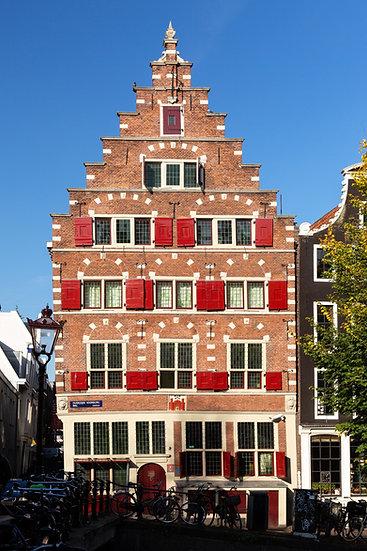 Oudezijds Voorburgwal (3) Amsterdam