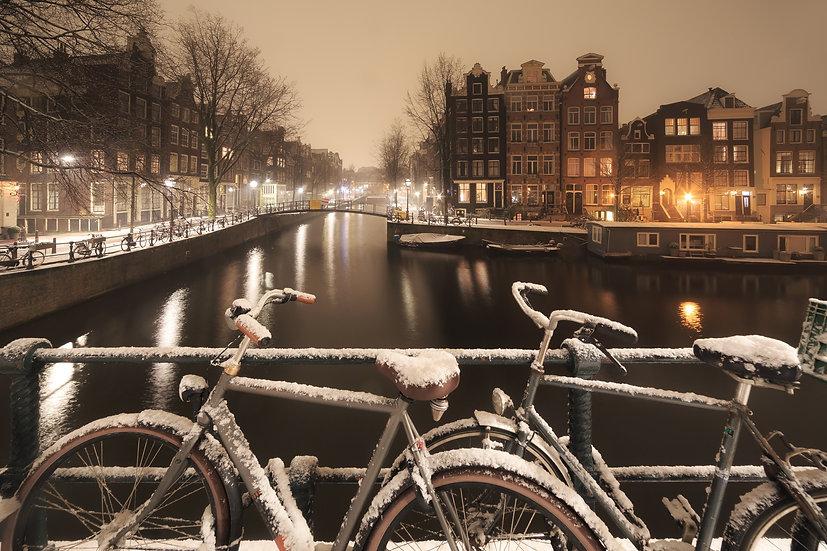 Herengracht Wintertime (4), Amsterdam