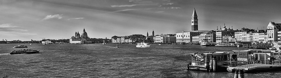 Panoramic View Venice