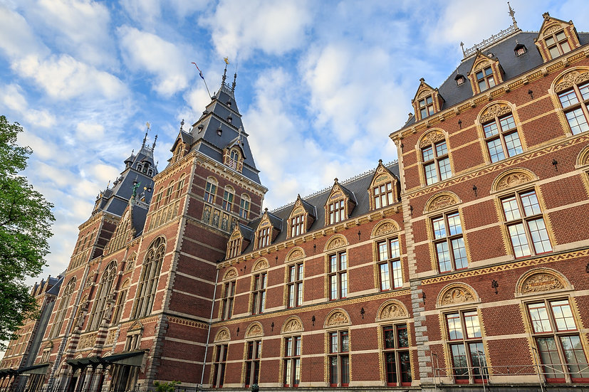 The Rijks Museum Amsterdam