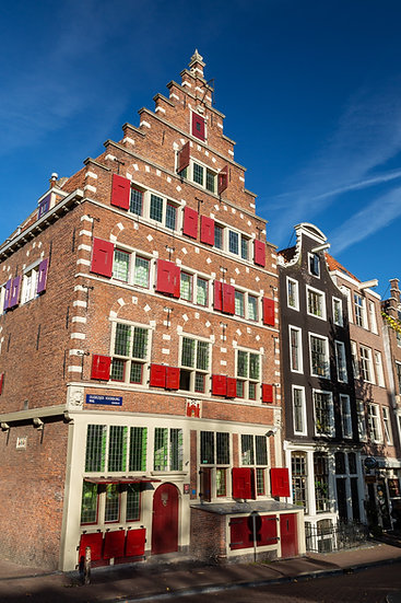 Oudezijds Voorburgwal Amsterdam