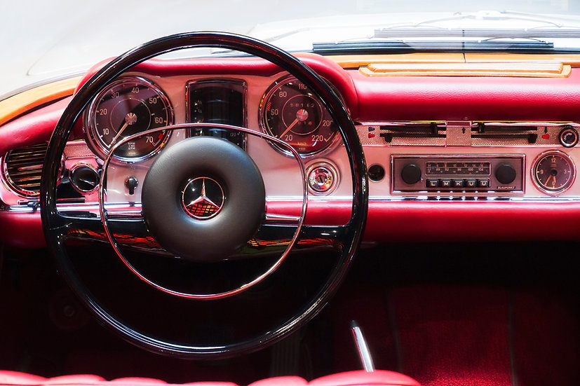 Mercedes-Benz W113 280 SL