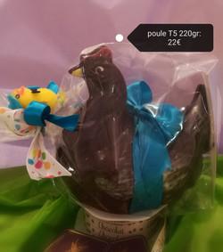 La Poule T5 220 gr
