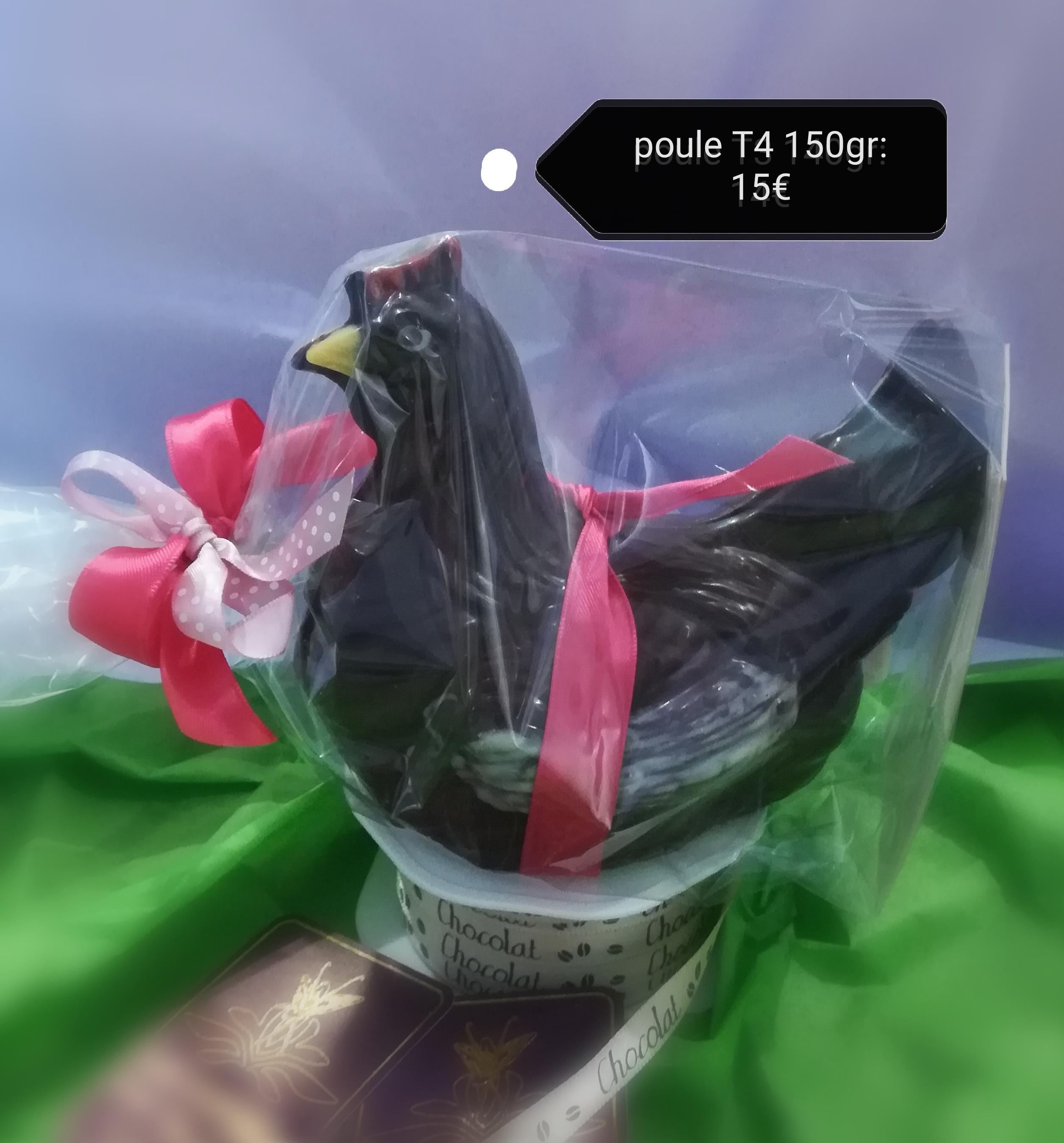 La Poule T4 150 gr 1