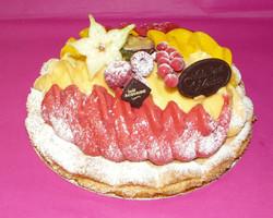 Tarte Fraîcheur