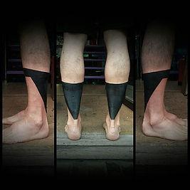 blackwork tattoo, blackwork leg tattoos, heavy blackwork tattooing, only black tattoos