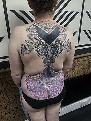 amazing dotwork tattoos, best dotwork in london, best tattoo studio near me, best geometric tattoo artists in london, best dotwork in brighton, best geometric artists in brighton, mandala tattoos, mandala tattoo art, 3d geometric tattoos, divine canvas tattoo artists, custom tattoo artists in london, custom tattoo artists in brighton, dotwork in london, dotwork in brighton, mandala tattoo artists, amazing 3d geometric tattoos, geometric back tattoos, dotwork tattoos, tattooed women, tattooed men, cover up tattoos, deity tattoo, private tattoo studios in london, gay friendly tattooist, queer tattoo artists, vegan friendly tattoo artists, best dotwork in london, best geometric tattoo in london