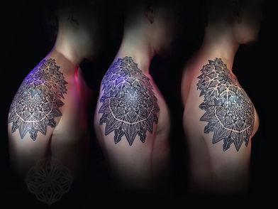 best dotwork tattoos in london, dotwork tattoo in london, dotwork tattoo artist london, best tattoo studios in london, deity tattoo, custom tattoo artist, geometric tattoo in london, divine canvas tattoo london, kings cross tattoo artists, central london tattoo studios, tattoo work in progress, best dotwork in london, best geometric tattoo in london, brighton tattoo, goa tattoo