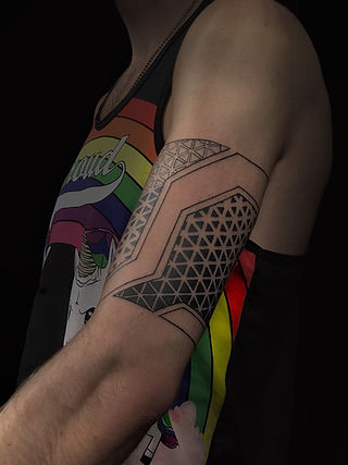 geometric tattoos, london geometric tattoo artist, dotwork tattoo, dotwork in london, best geometric tattoo artists in london, best geometric tattoo artists in brighton, deity tattoo, custom tattoo artist near me, tattoo studio near me