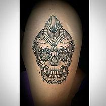 skull tattoo, skull tattoos, ornate skull tattoo, ornate skull tattoos, ornamental skull tattoo, ornamental tattoos
