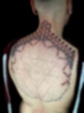 geometric tattoo artist in london, dotwork in london, best dotwork tattoo artists in london, mandala tattoos, mandala tattoo artist in london, best tattoo studios in london, dotwork tattoo artist in spain, dotwork tattoo artist in goa, dotwork tattoo artist in brighton, deity tattoo, geometric tattoo in london, back tattoos, camden tattoo artists
