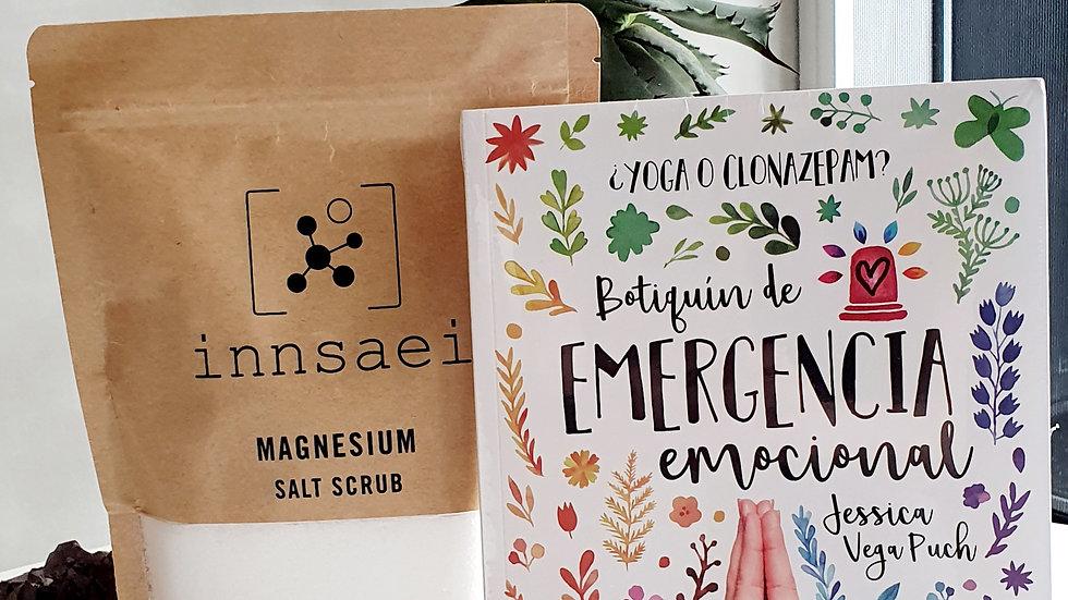 """A Book & A Bath"": ¿Yoga o clonazepam? Botiquín de emergencia emocional"