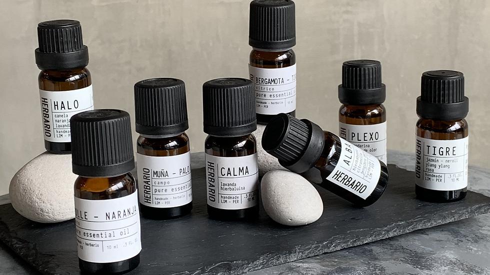 Pure Essential Oils 10ml (aceites esenciales puros)
