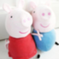 Peppa Pig Party Peppa & George