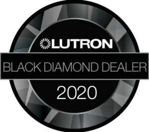 Lutron Presents Kraus with Diamond Level Award