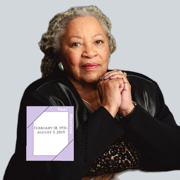 Toni Morrison: A Beloved Author and Inspiration
