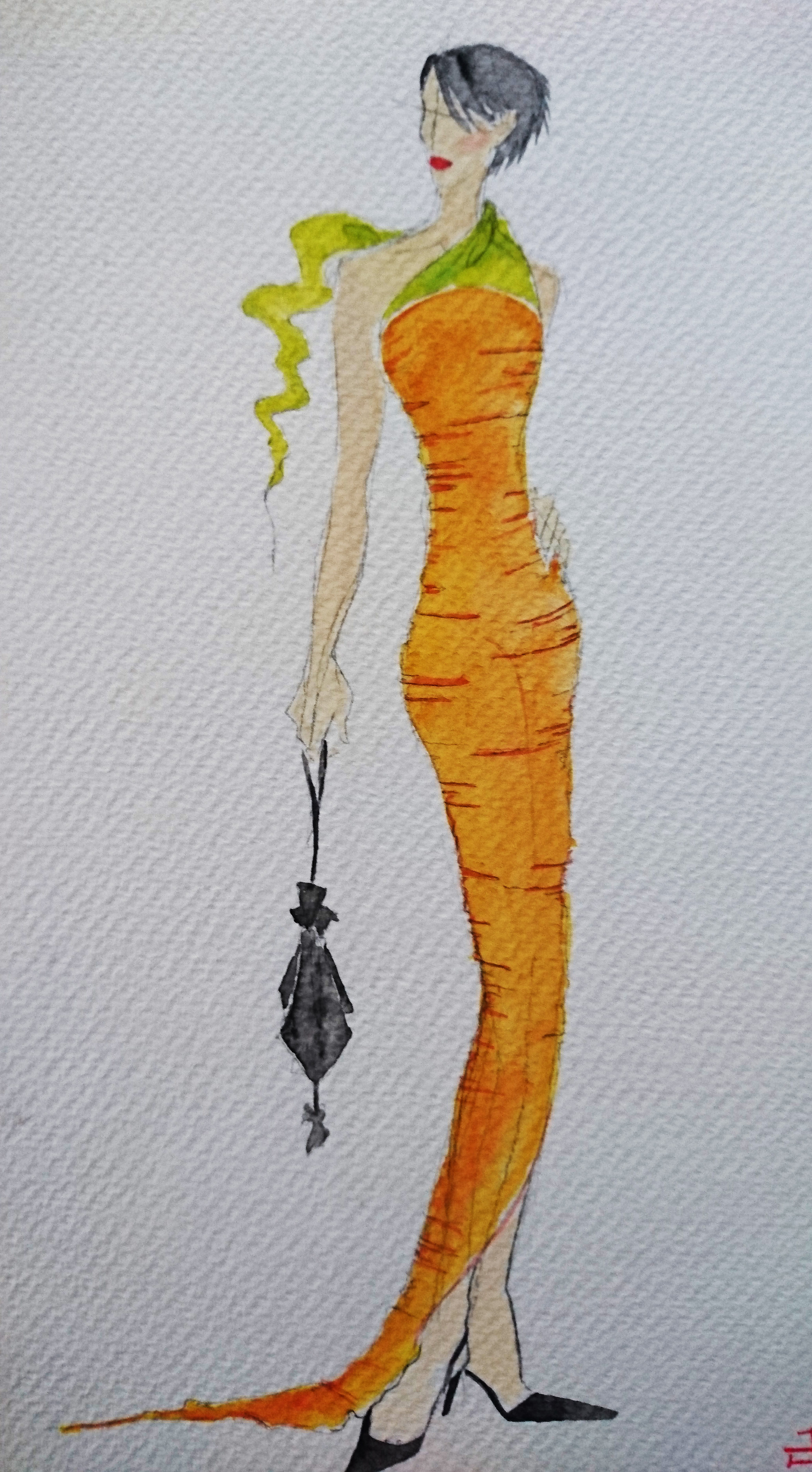 CarrotCostume