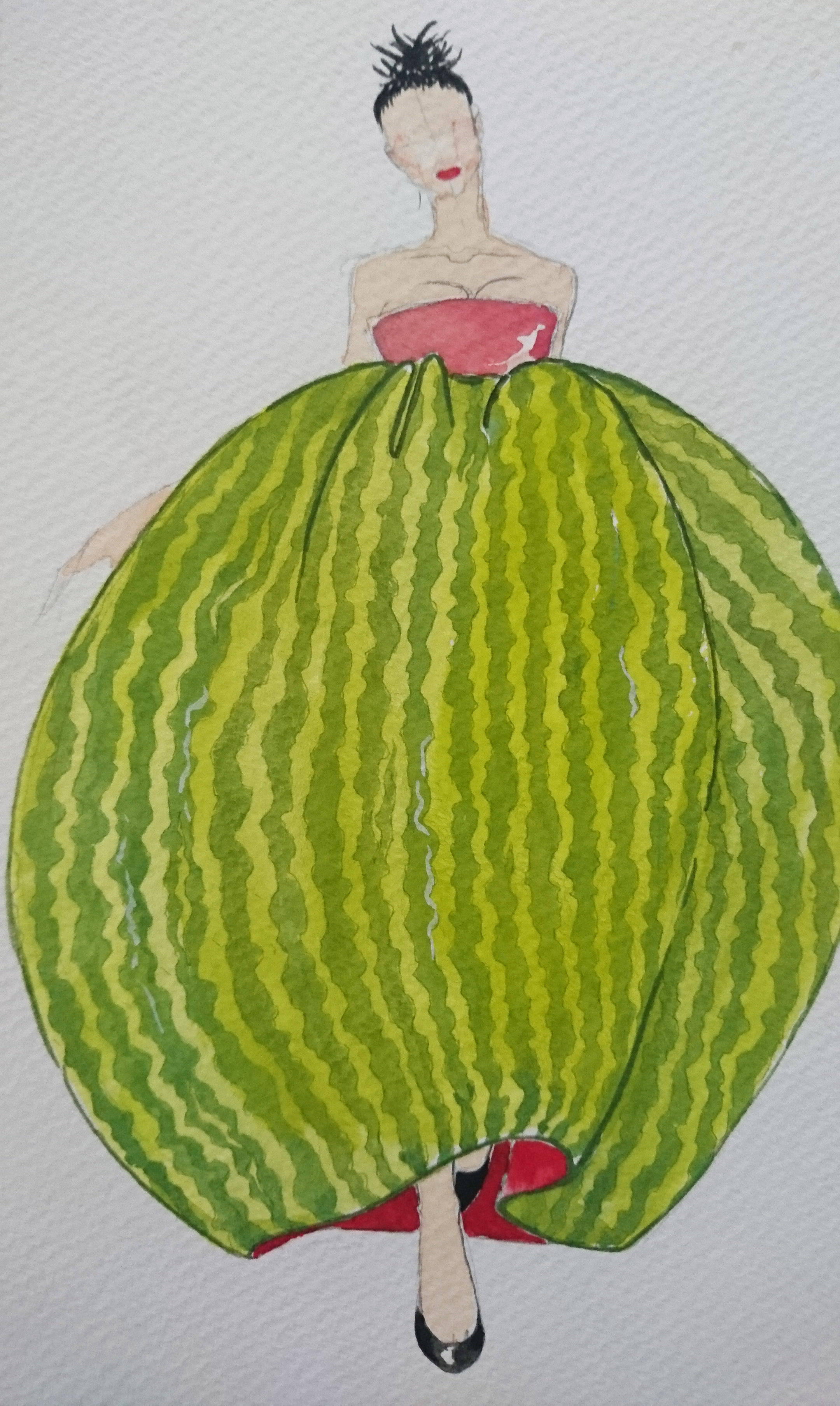WatermelonCostume