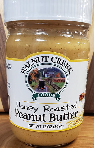 Peanut Butter  Honey Roasted