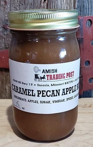 Amish Apple Butter - Caramel Pecan Flavor