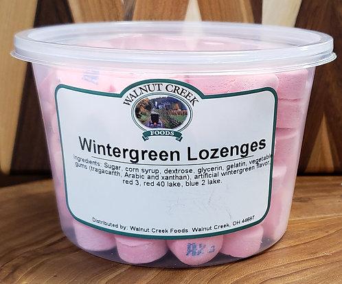 Wintergreen Lozenges