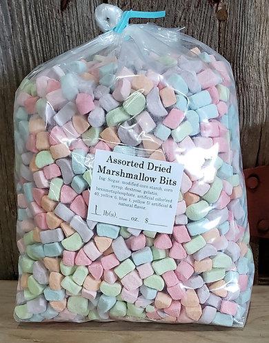 Marshmallow Bits 16 oz.