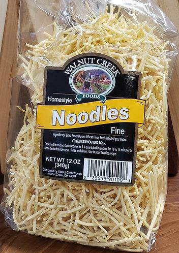Egg Noodles Fine