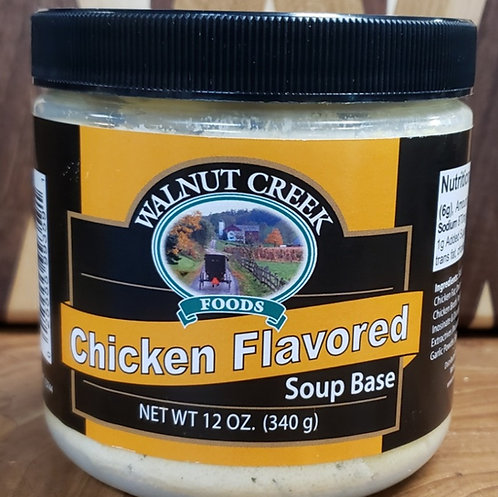 Soup Base  Chicken  Flavored