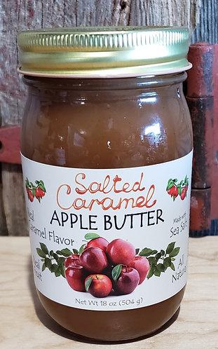 Amish Apple Butter -  Salted Caramel Flavor
