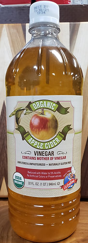 Vinegar  Organic Apple Cider