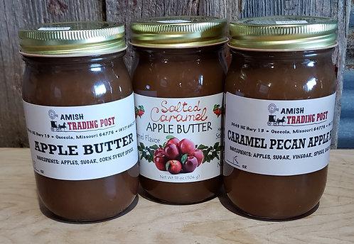Amish Apple Butter - Original Flavor