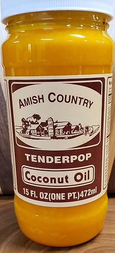 Coconut Oil  Tenderpop